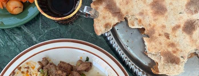 Saba Restaurant & Grill is one of Astoria Adventures.