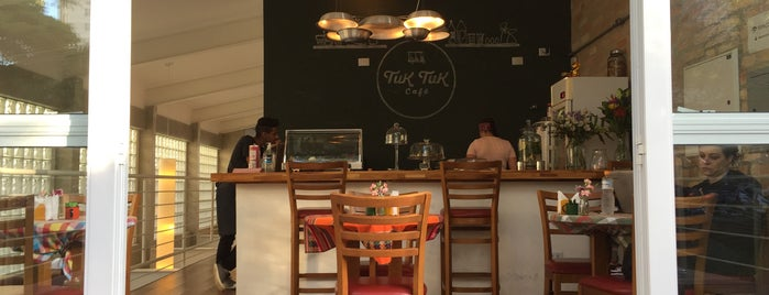 Tuk Tuk Café is one of sp-veg.