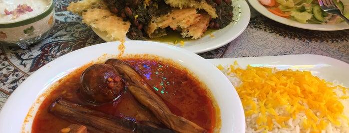Khorshid Traditional Restaurant is one of Tehran.