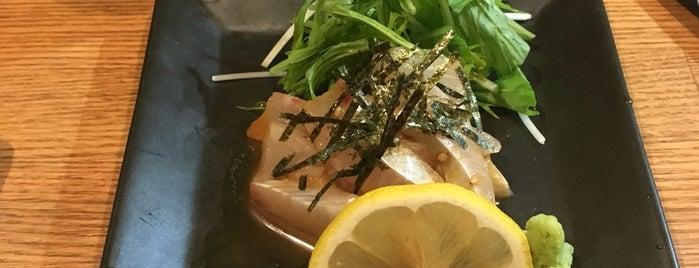 博多海鮮処 雅 masa is one of 大人が行きたいうまい店2 福岡.