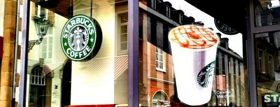 Starbucks is one of Cristinaさんのお気に入りスポット.