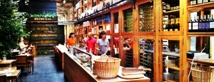 Cuines de Santa Caterina is one of BCN favs.