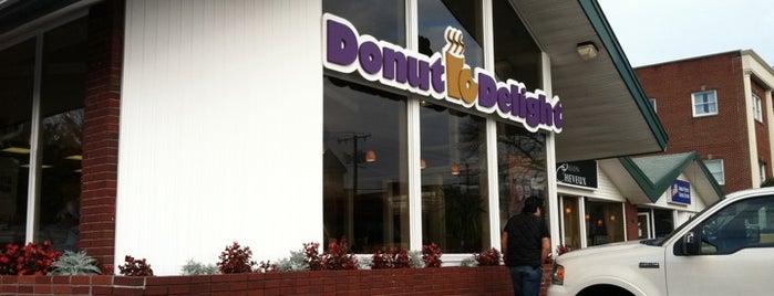 Donut Delight is one of Dawn : понравившиеся места.