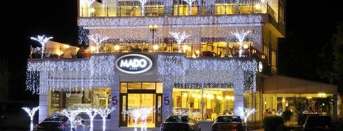 Mado is one of Gespeicherte Orte von Ayşegul.