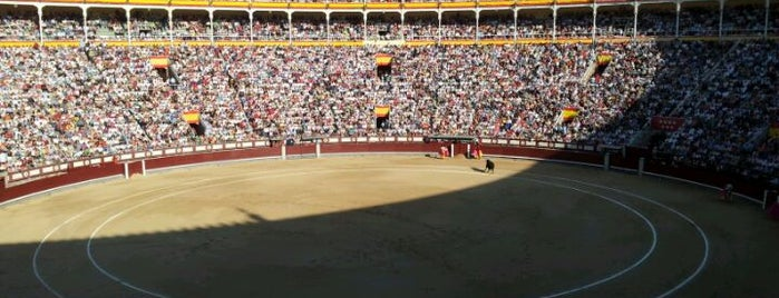 Plaza de Toros de Las Ventas is one of CULTURA MADRID.