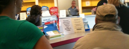 US Post Office is one of Tempat yang Disukai Matt.