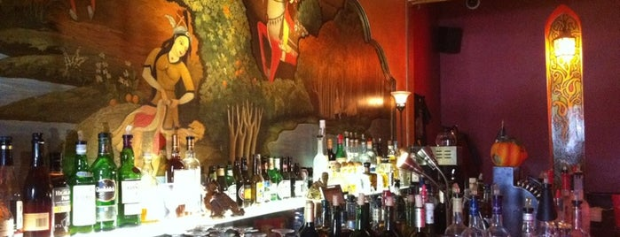 Zam Zam is one of Top 100 Bay Area Bars (According to the SF Chron).