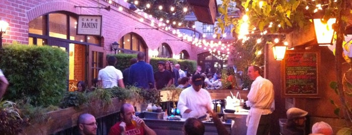 Jupiter is one of Eateries: Berkeley-Oakland-SF.