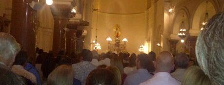 Parroquia Nuestra Señora del Sagrado Corazón de Punta Carretas is one of Lugares favoritos de Sergio M. 🇲🇽🇧🇷🇱🇷.