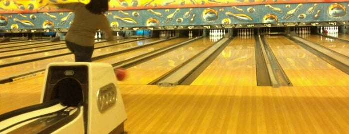 Hudson-Bayonne Lanes is one of Places I gotta go to (wish list).
