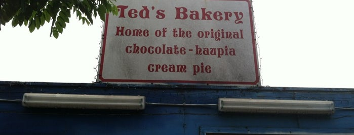 Ted's Bakery is one of Oahu: The Gathering Place.