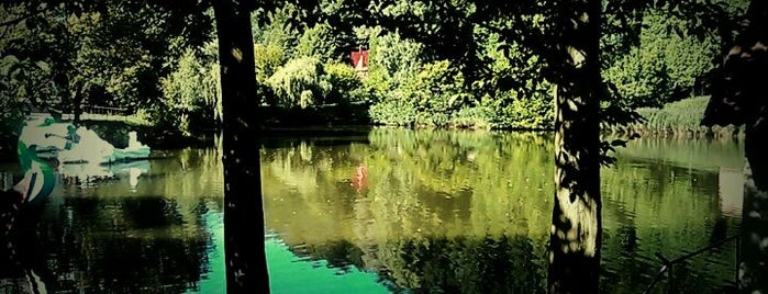 Чарівні Озера / Charivni Ozera is one of Lviv. Nature.