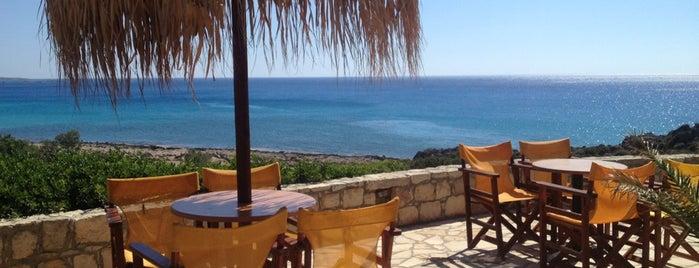 Orange Blue Bar is one of Crete.