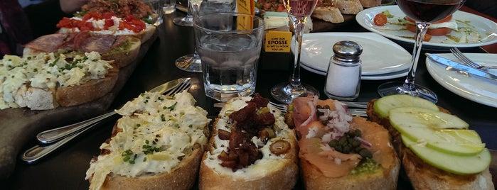 Postino Winecafé is one of Orte, die Ms. 4 §q@®€ gefallen.