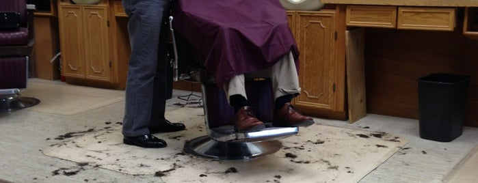 Adrian's Barber Shop is one of Bloomington To Try.