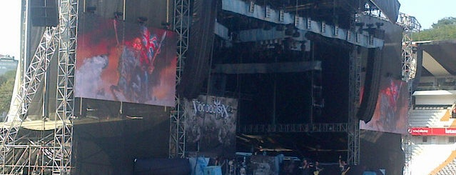 Iron Maiden live at Istanbul | Maiden England Tour - 2013 is one of Gespeicherte Orte von Max.