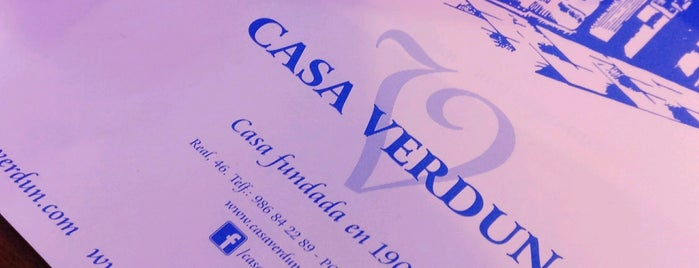 Casa Verdún is one of Nueva lista.