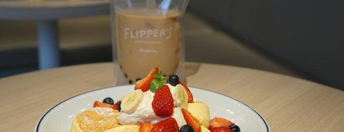 FLIPPER'S is one of Tokyo.