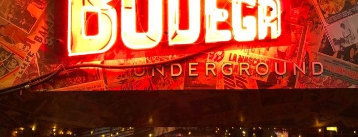 Bodega Undergound is one of Melbourne to do list.