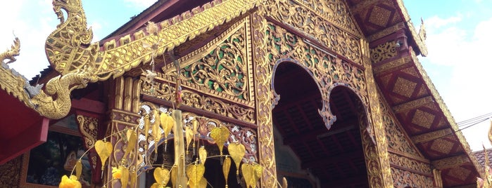 Wat Dubphai is one of Trips / Thailand.