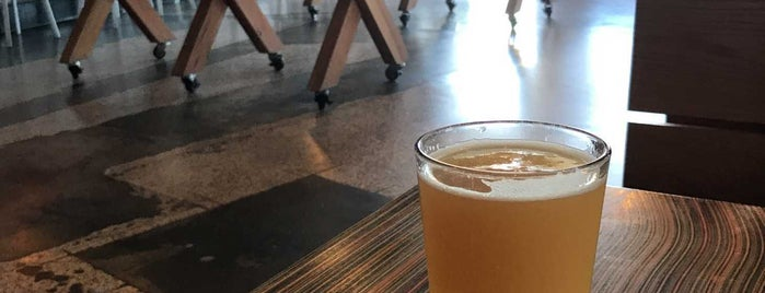 HopSaint Brewing Company is one of South Bay L.A.'s Best.