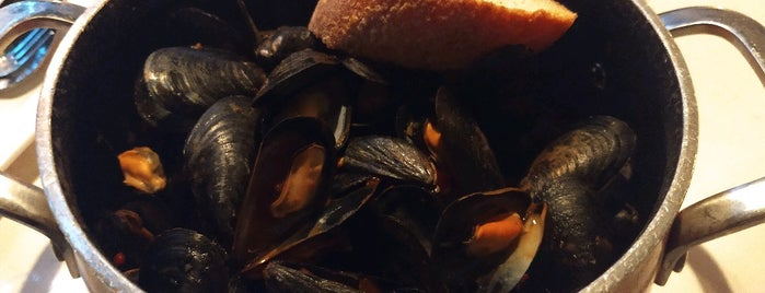 Mussel Beach is one of delray / boca raton / west palm beach.