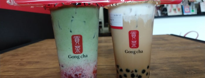 Gong Cha is one of Alicia's Liked Places.