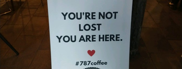 787 Coffee is one of Financial District.