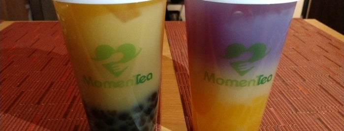 MomenTea is one of Coffee.