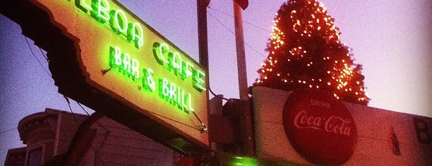 Balboa Cafe is one of Pacific Old-timey Bars, Cafes, & Restaurants.