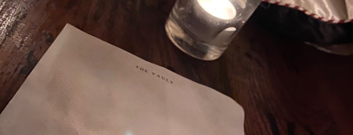 The Vault is one of LDN Drinks.