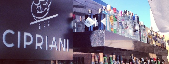 Cipriani is one of 20 favorite restaurants.