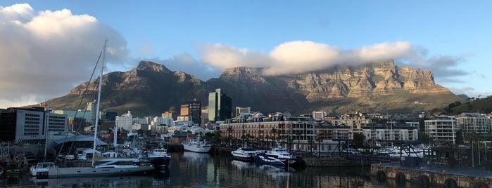 Victoria & Alfred Hotel Cape Town is one of Meus locais preferidos.