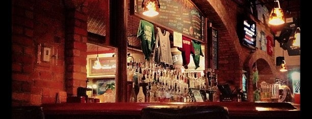Brix - Brick Oven Pub is one of Ithaca Vegan Friendly.