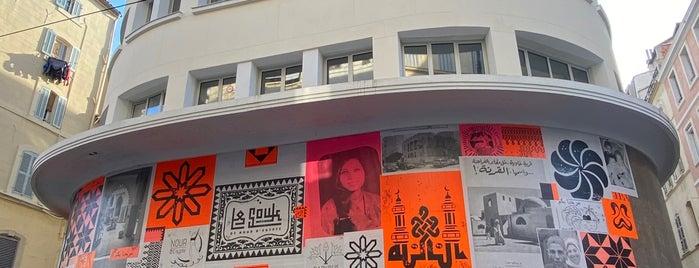 Nour d'Egypte - Association culturelle Egyptienne is one of Marseilles.