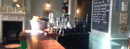 The Drapers Arms is one of England - London area - Bars & Pubs.