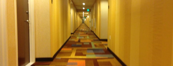 Fairfield Inn & Suites by Marriott Tustin Orange County is one of South California.