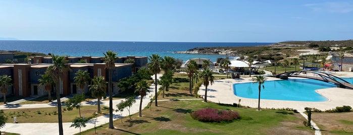 Zigana Alaçatı Resort Otel is one of Hatko : понравившиеся места.