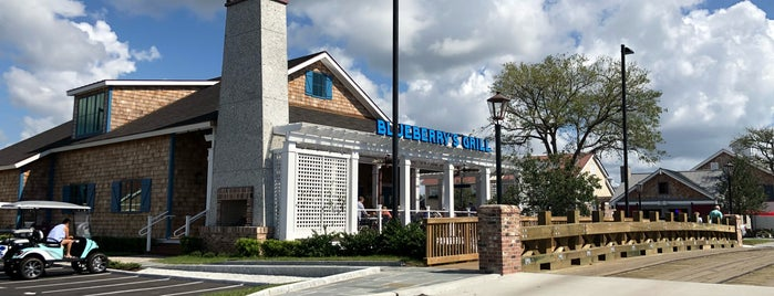 Blueberry's Grill is one of Myrtle Beach.