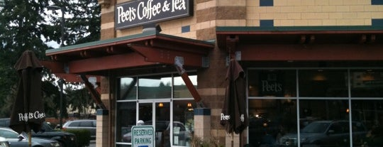 Peet's Coffee & Tea is one of Patty 님이 좋아한 장소.
