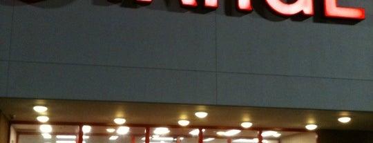 Target is one of John'un Beğendiği Mekanlar.