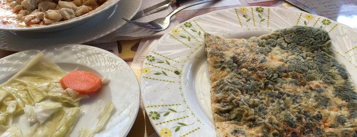 Tokatlının Yeri Yörem Mantı-Gözleme Evi is one of Favorite Restaurants.