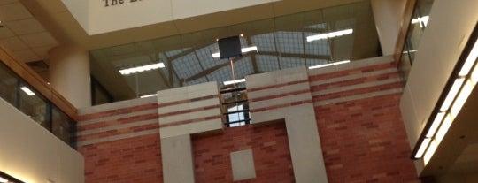 Sarkeys Energy Center is one of University of Oklahoma.