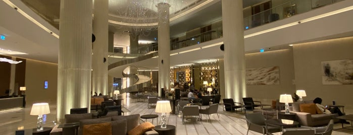 Hyatt Regency is one of Another Moscow.