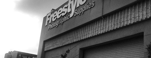 Freestyle Photographic Supplies is one of creative resources.