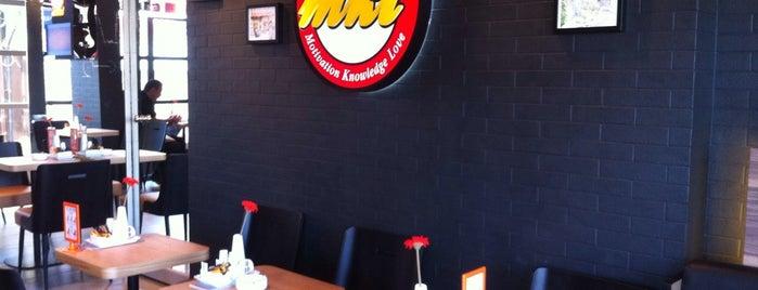 Mikel Coffee Company is one of Georgia❤'ın Beğendiği Mekanlar.