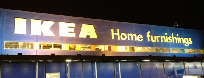 IKEA is one of Places I have been 2.