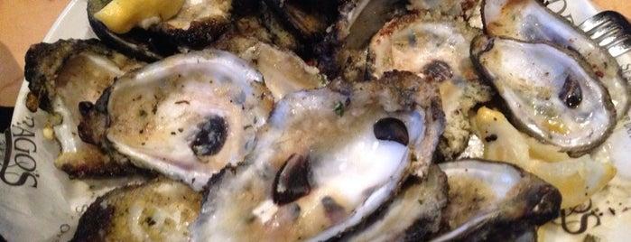 Drago's Seafood is one of uwishunu new orleans.