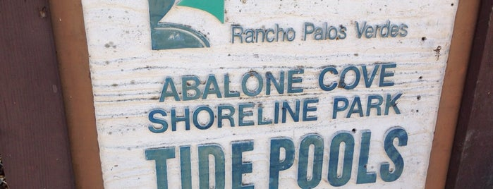 Abalone Cove Shoreline Park is one of SoCal Musts.
