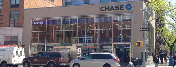 Chase Bank is one of Will'in Beğendiği Mekanlar.